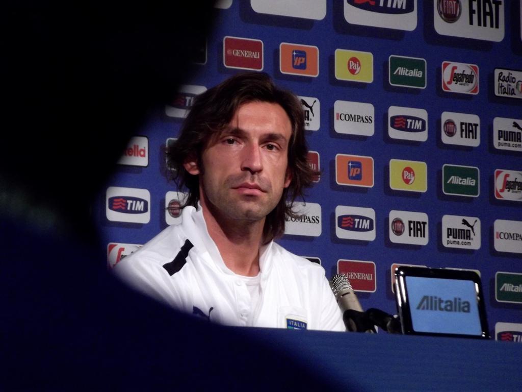 Andrea Pirlo na ławce trenerskiej. Poprowadzi młodzieżową drużynę Juventusu