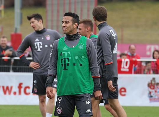 Thiago Alcantara odchodzi z Bayernu. Zagra w angielskim gigancie