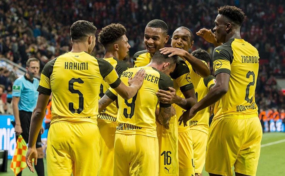 Borussia Dortmund – Werder Brema. Typy, kursy
