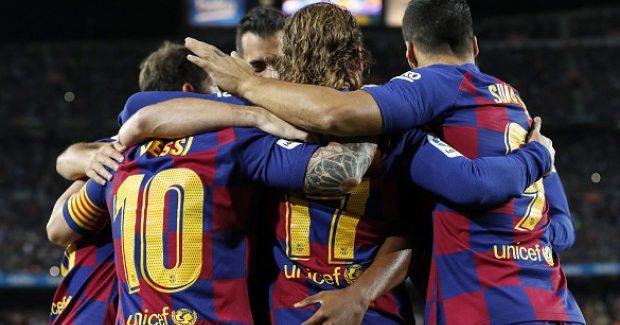 Liga Mistrzów. Barcelona pokonuje Juventus, trzy nieuznane gole Moraty