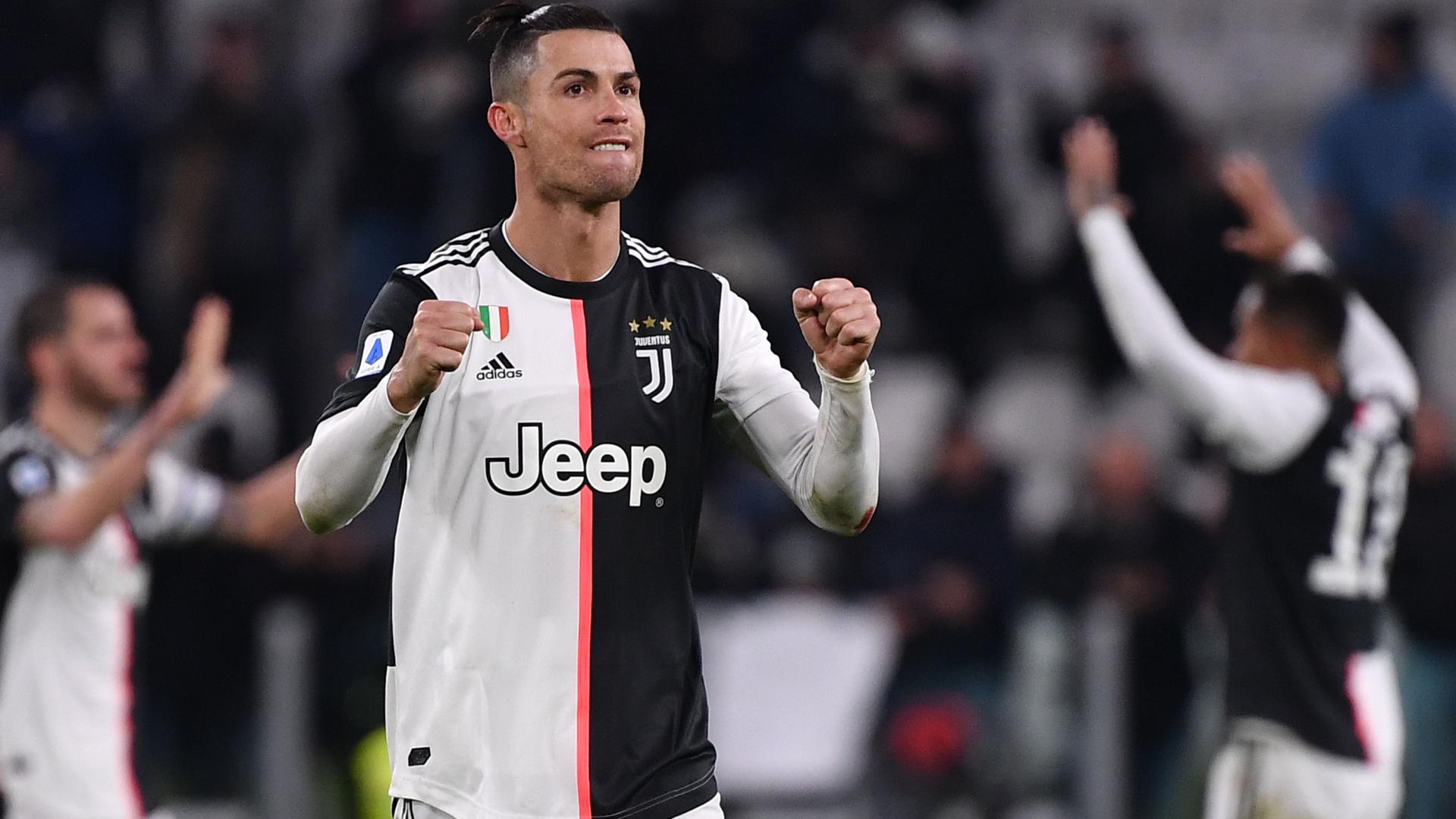Cristiano Ronaldo uciął spekulacje. Zostaje w Juventusie na dłużej