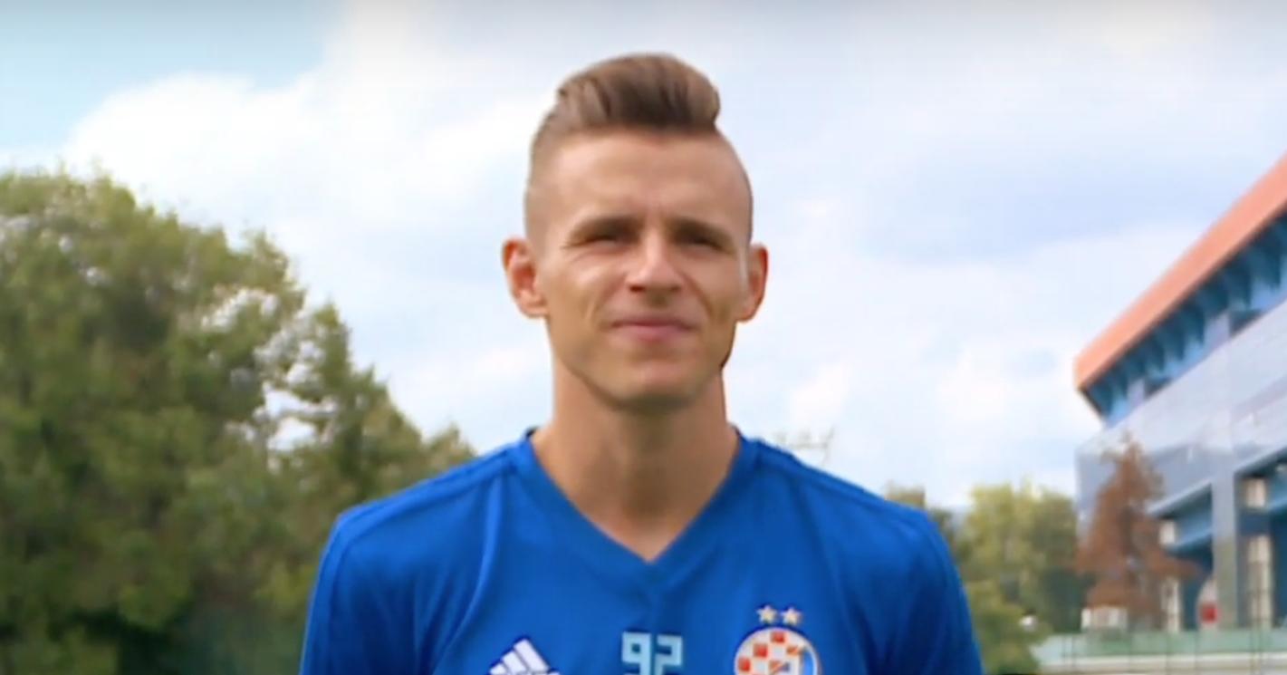 Trzy oferty dla Damiana Kądziora. Polak odejdzie z Dinama Zagrzeb?