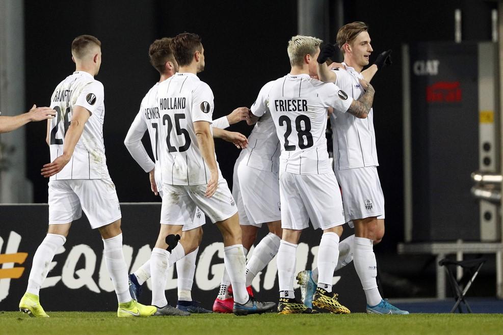 Austriacka Bundesliga po miesiącu zredukowała liczbę punktów ujemnych LASK Linz