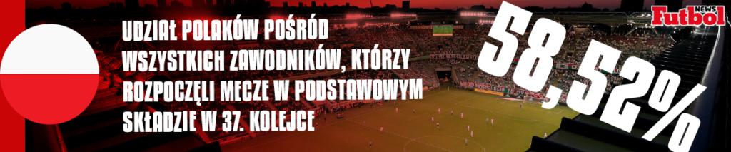 Polska vs Reszta Świata 37. kolejka 3