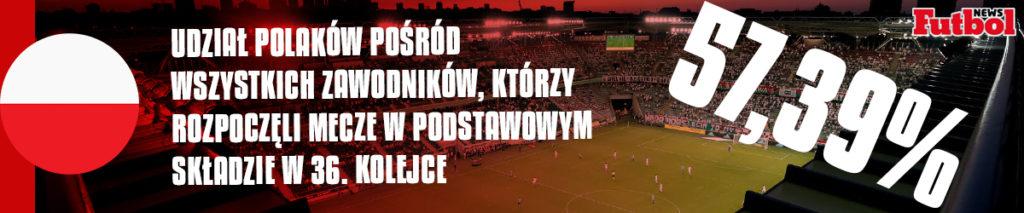 Polska vs Reszta Świata 36. kolejka 3