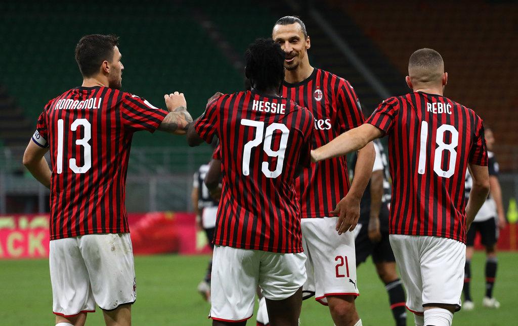 AC Milan - Cagliari Calcio. Typy, kursy (1.08.2020)