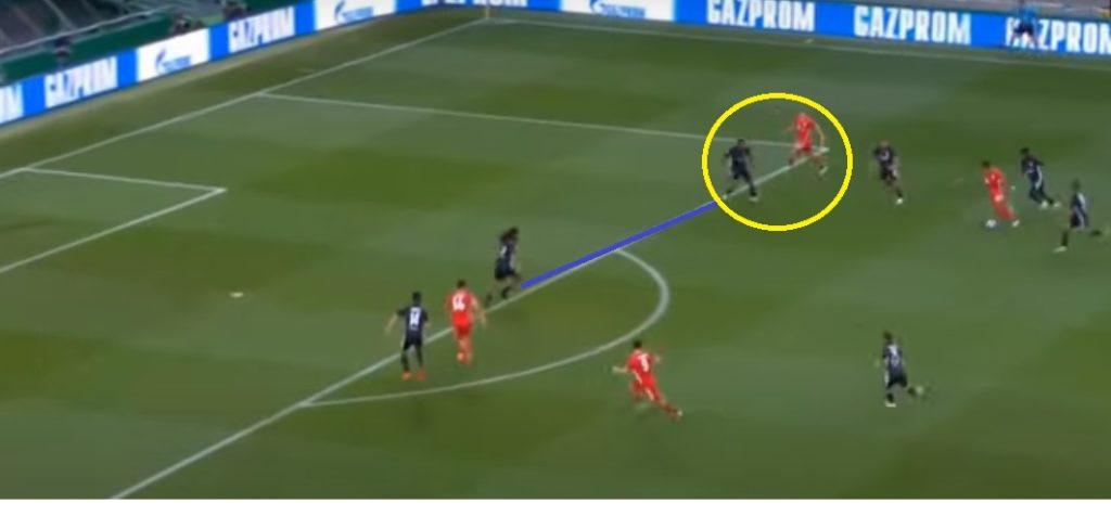 Bayern-Lyon 1:0
