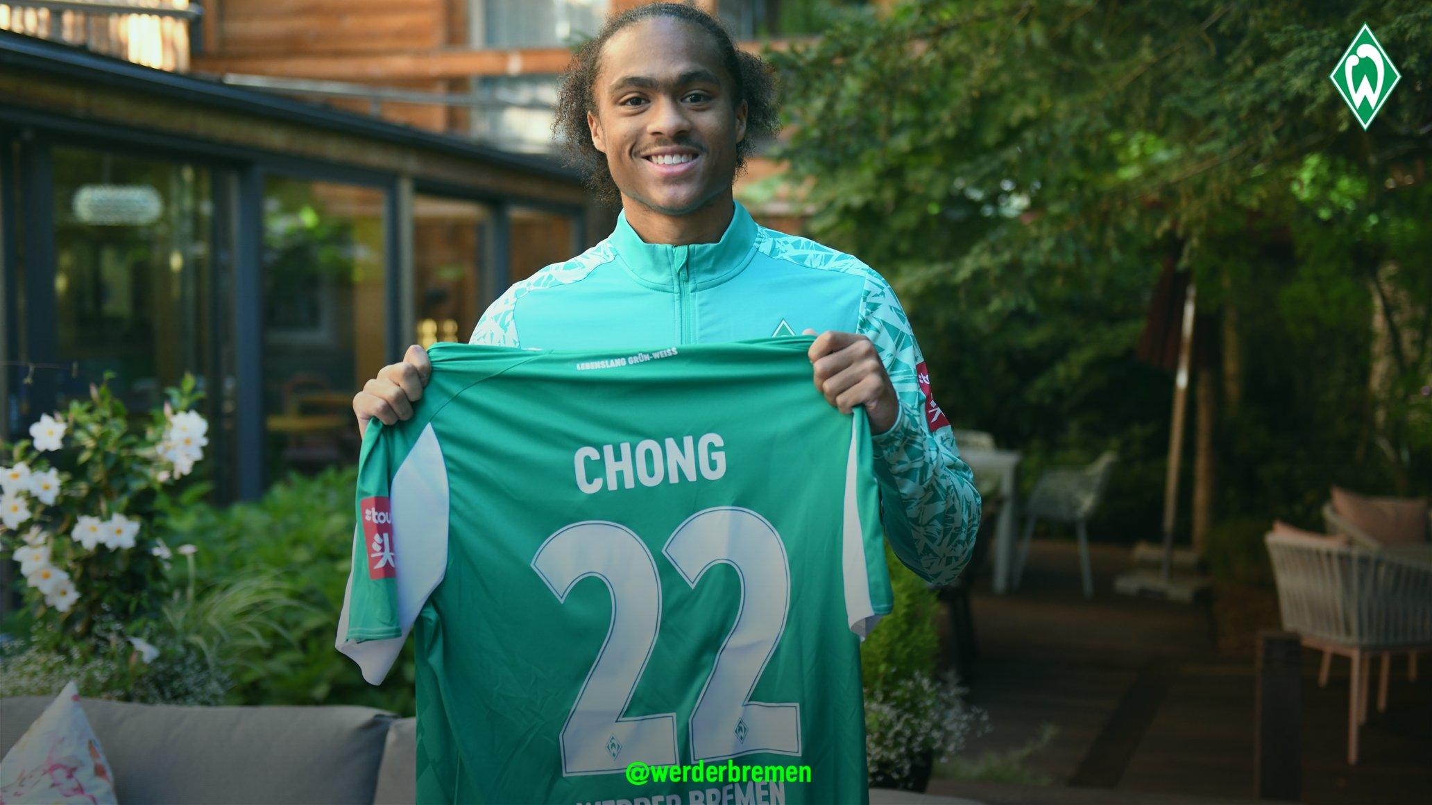 Oficjalnie: Tahith Chong wypożyczony do Werderu Brema