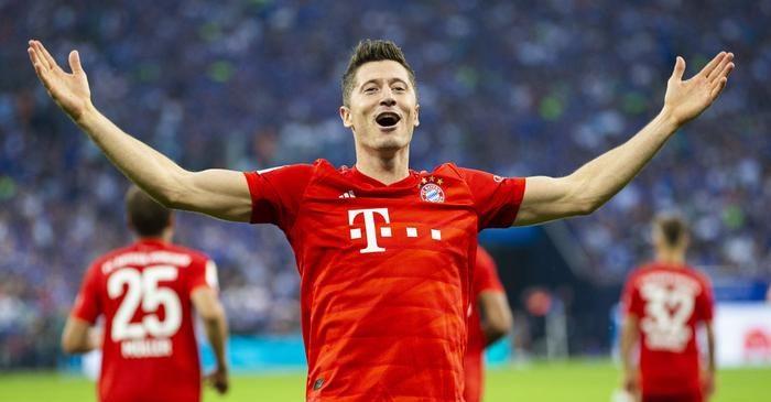 Lokomotiw Moskwa – Bayern Monachium. Typy, kursy (27.10.2020)