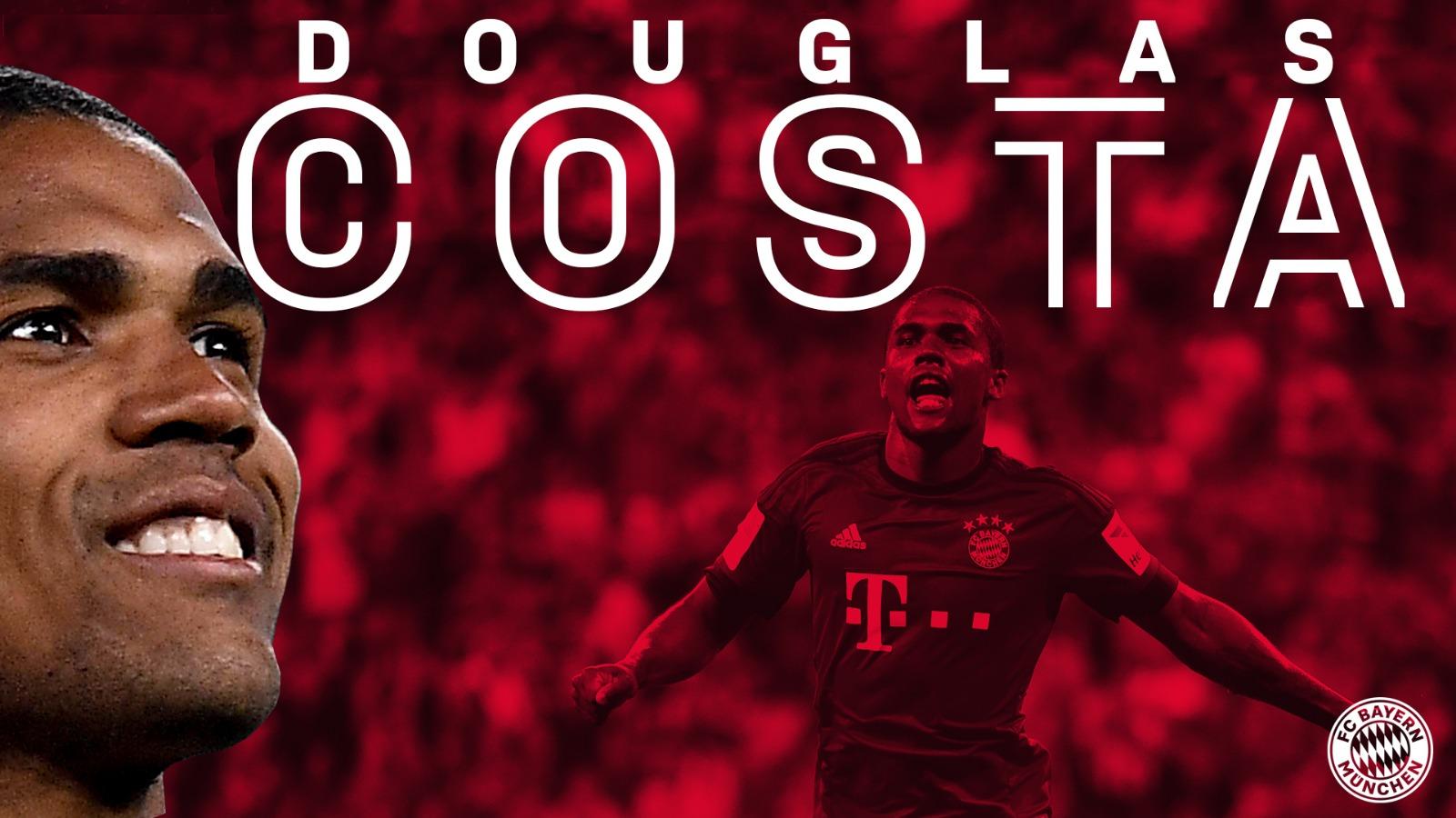 Douglas Costa wraca do Bayernu Monachium. Brazylijczyk został wypożyczony z Juventusu