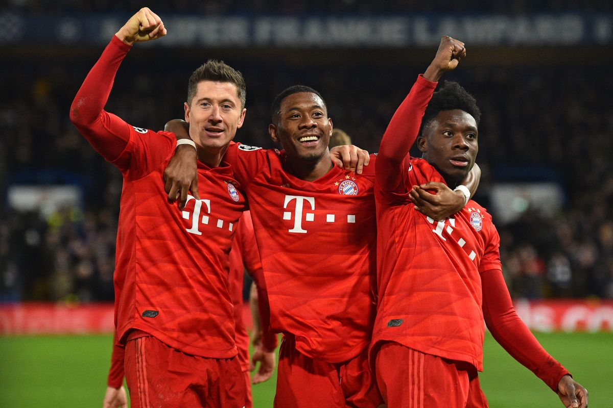 Bayern Monachium – Werder Brema. Typy, kursy (21.11.2020)