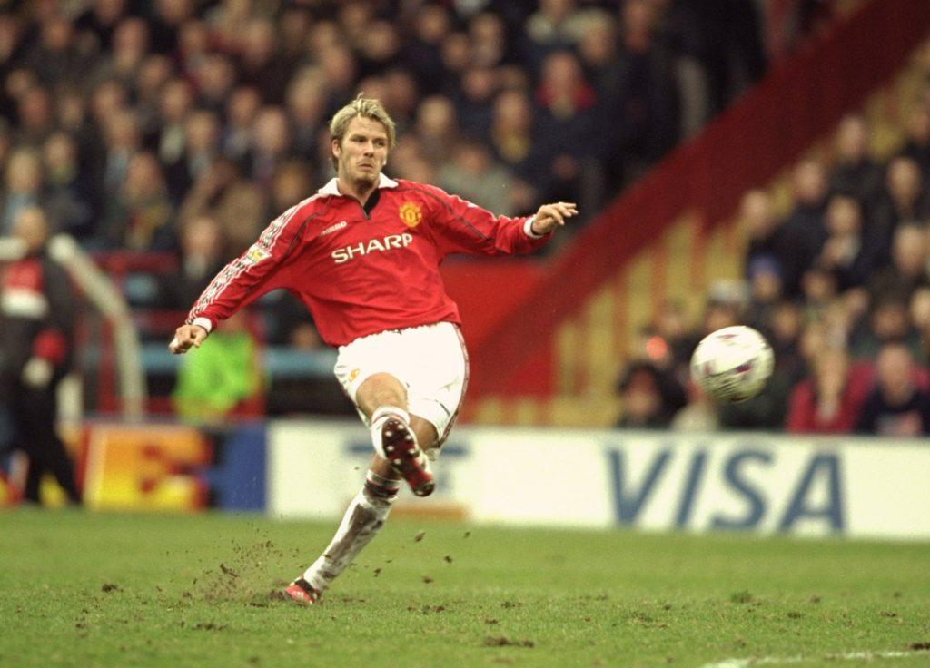 David Beckham, James Ward-Prowse stwierdził iż Becks jest jego idolem
